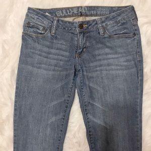 PacSun Bullhead Super Skinny Jeans